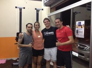 Reencontro do pessoal da Velha-Guarda na CrossFit Jundiaí!!!